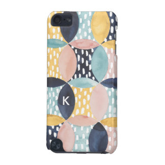 Abstract Circle Pattern iPod Touch (5th Generation) Covers