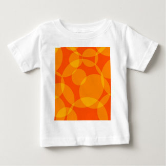 Abstract Circles Baby T-Shirt