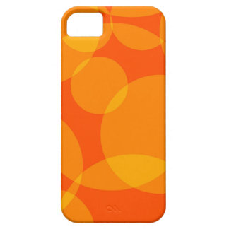 Abstract Circles Case For The iPhone 5