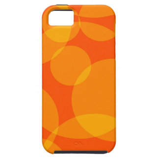 Abstract Circles iPhone 5 Case