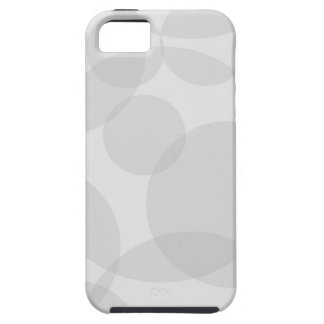 Abstract Circles iPhone 5 Covers