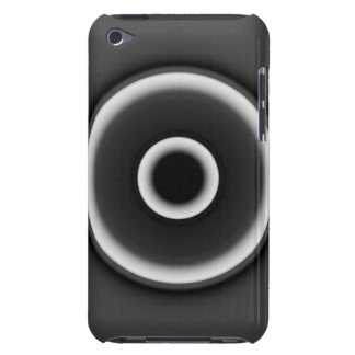 Abstract Circles iPod Case-Mate Cases