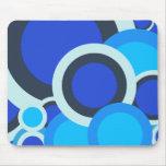 Abstract Circles Mousepad