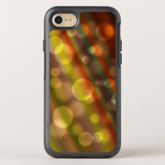 Abstract circular light pattern OtterBox symmetry iPhone 8/7 case