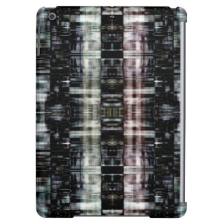 Abstract city at night iPad air case
