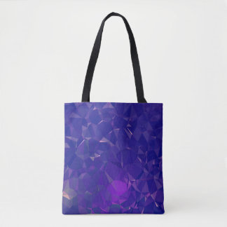 Abstract & Clean Geo Designs - Electric Dragon Tote Bag