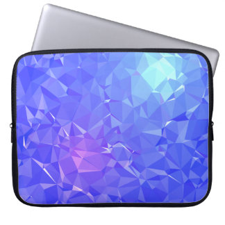 Abstract & Clean Geo Designs - Lucky Creation Laptop Sleeve