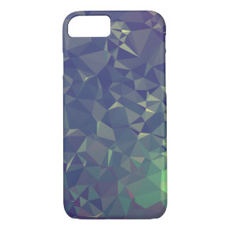 Abstract & Clean Geo Designs - Nightime Fireflies iPhone 8/7 Case