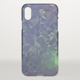Abstract & Clean Geo Designs - Nightime Fireflies iPhone X Case