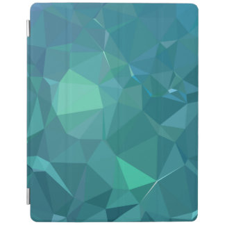 Abstract & Clean Geo Designs - Pale Sky iPad Cover