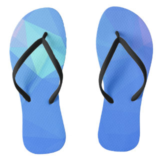 Abstract & Clean Geo Designs - Poseidon Trident Thongs