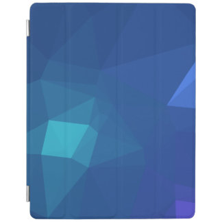 Abstract & Clean Geo Designs - River Flower iPad Cover