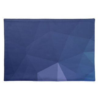 Abstract & Clean Geo Designs - Simple Gifts Placemat