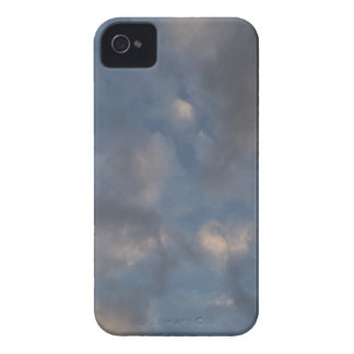 Abstract Clouds iPhone 4 Case-Mate Case