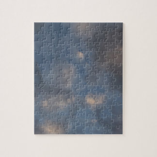 Abstract Clouds Jigsaw Puzzle