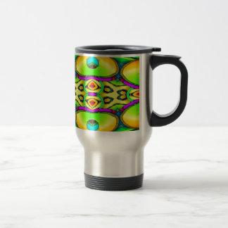Abstract Collection 9 MNC Travel Mug
