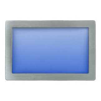 Abstract color - blue belt buckles