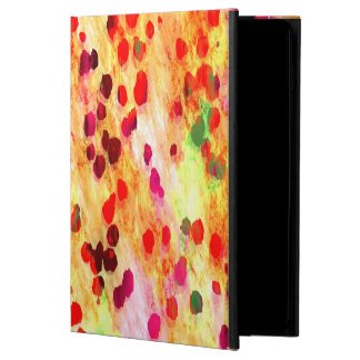Abstract Colored Dots Background Powis iPad Air 2 Case