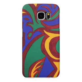 Abstract Colorful Art Samsung Galaxy S6 Cases