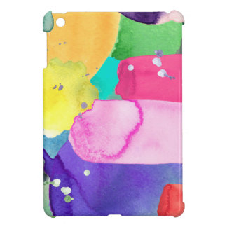 ABSTRACT COLORFUL COVER FOR THE iPad MINI