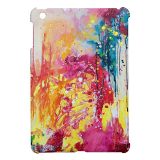 Abstract Colorful Painting Cover For The iPad Mini