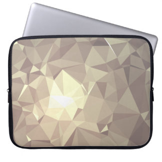 Abstract & Colorful Pattern Design - Hazy Fox Laptop Sleeve