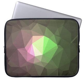 Abstract & Colorful Pattern Design - Season Arise Laptop Sleeve