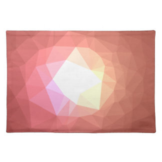 Abstract & Colorful Pattern Design - Simply Joy Placemat