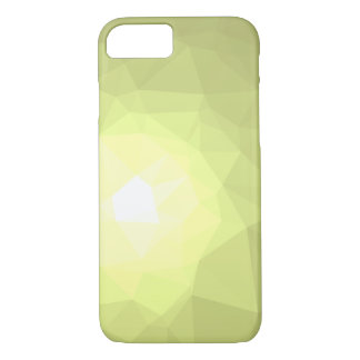 Abstract & Colorful Pattern Design - Winter Moss iPhone 8/7 Case