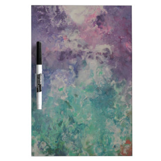 Abstract, colorful, sea, wave, art, fluids, dry erase board