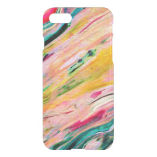 Abstract Colorful Watercolors background iPhone 7 Case