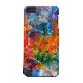 Abstract Colorful Watercolors Background iPod Touch (5th Generation) Cover
