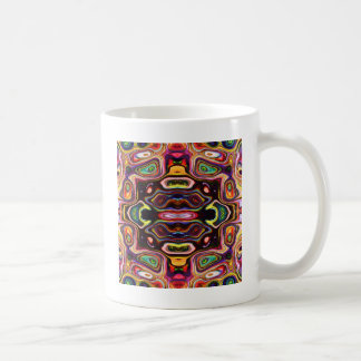 Abstract Colors And Shapes Coffee Mug