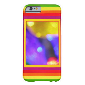 Abstract Colors iPhone 6 Case