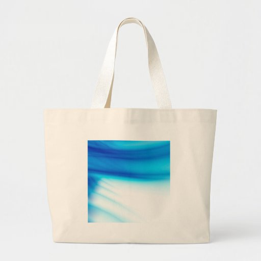 Abstract Colors Hero Bleeds Canvas Bag
