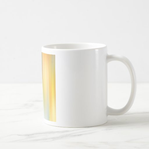 Abstract Colors Hiking Coffee Mugs