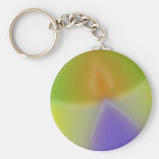 Abstract Colors Invaders Keychains