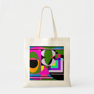 Abstract Colourful Bag