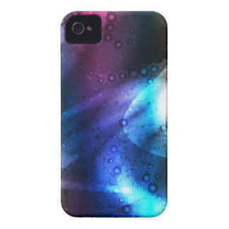 Abstract Colourful Vector Background Graphic BOHEK Case-Mate iPhone 4 Case