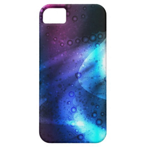 Abstract Colourful Vector Background Graphic BOHEK iPhone 5 Case