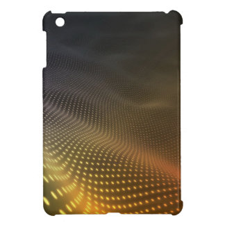 Abstract Colours Dot Scape Hills iPad Mini Cover