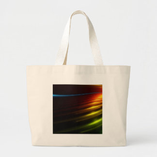 Abstract Colours Ray Of Lights Bag