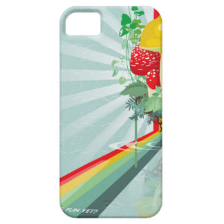 Abstract Colours The Growing Rainbow iPhone 5 Cover