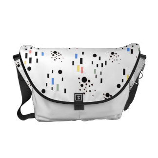 abstract commuter bags