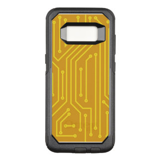 Abstract computer equipment OtterBox commuter samsung galaxy s8 case