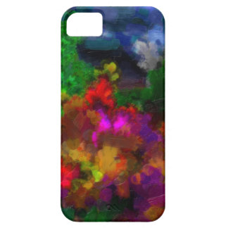 abstract contemporary colors No 28 iPhone 5 Cover