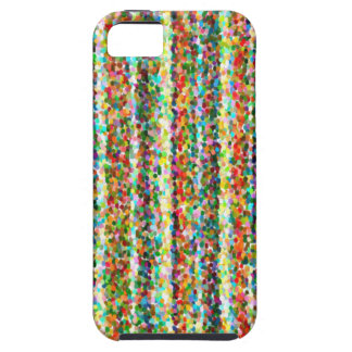 abstract contemporary colors No 33 iPhone 5 Case