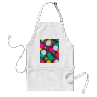 abstract contemporary colors No 48 Standard Apron