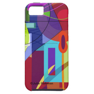 Abstract Contempory Art case