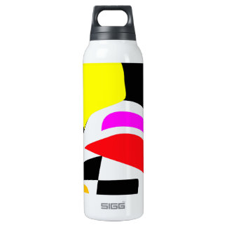 Abstract Contrast 0.5 Litre Insulated SIGG Thermos Water Bottle